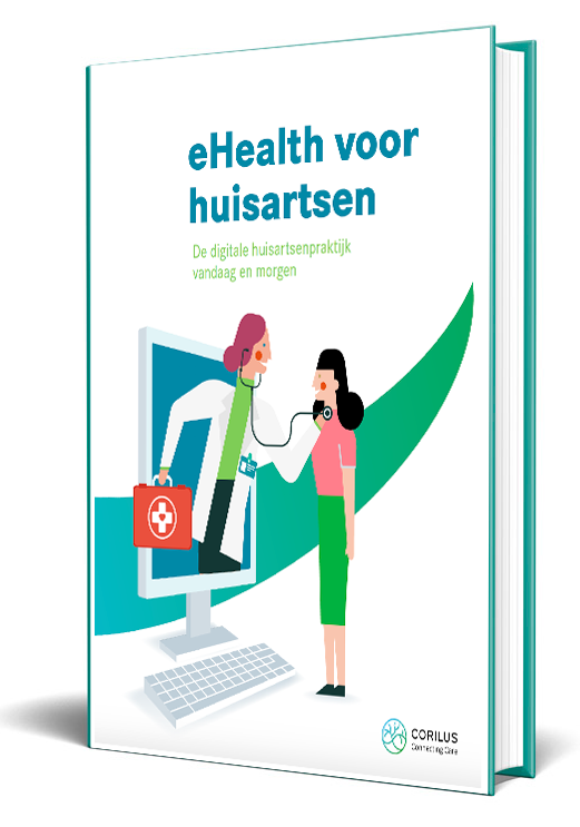 ebook - ehealth voor dokters - 3D